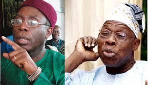 Obasanjo and Ogbeh